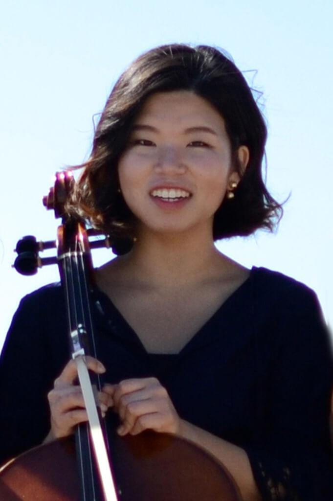 Hyunji Evonne Yi Oceanside String Quartet in Orange County