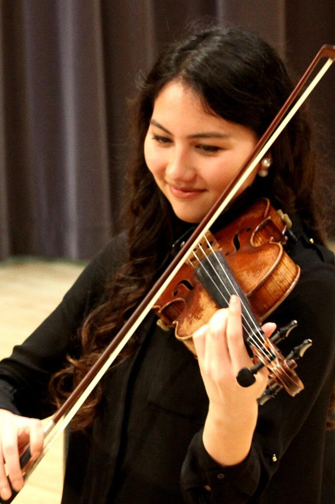Jaclyn Kim Oceanside String Quartet