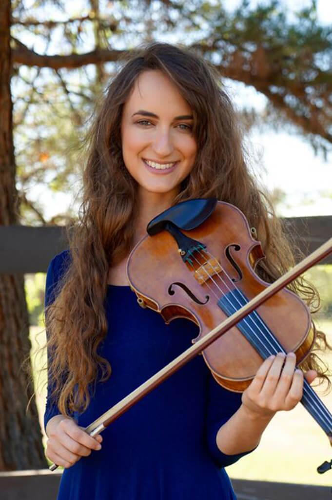 Laura Bedol Oceanside String Quartet